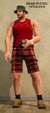 Dead rising clothing space outfit and hat