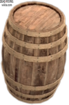 Dead rising Large Barrel