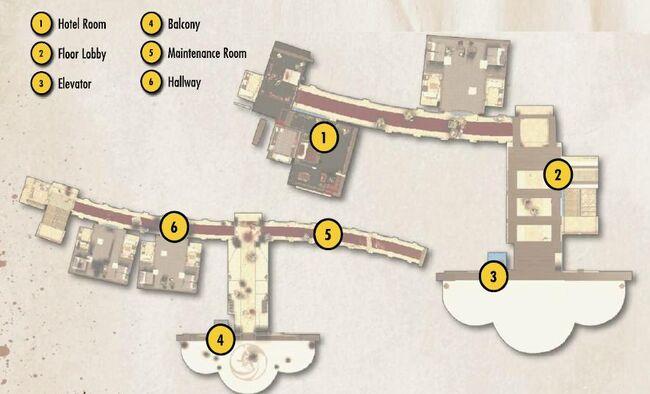 Hotelmap