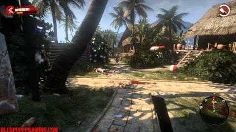 Dead Island Walkthrough - Side Quest - A Ray of Hope