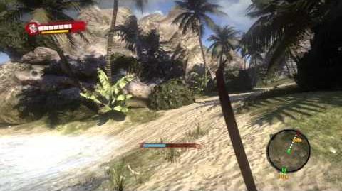 Dead Island - Green Skull Location & Drop Off