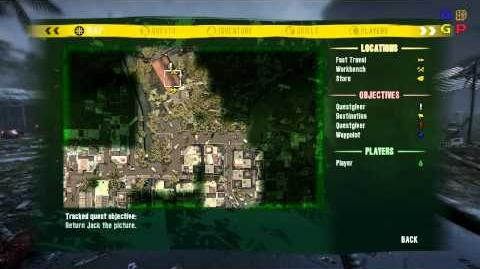 Dead Island - Id Card 35 Location