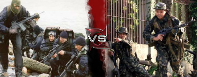 User BlogBulls12345Kampfschwimmer Vs Philippine Marine Corps Recon Deadliest Fiction Wiki