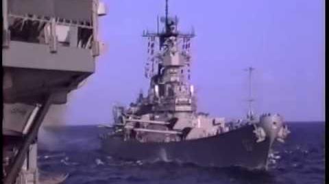 USS Missouri (BB-63) Battleship-0