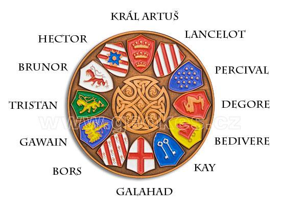 Image knights of the round table deadliest for 12 knights of the round table and their characteristics