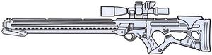 E11s sniper rifle-EtU