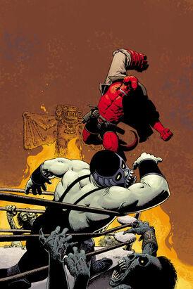 Hellboy mexico