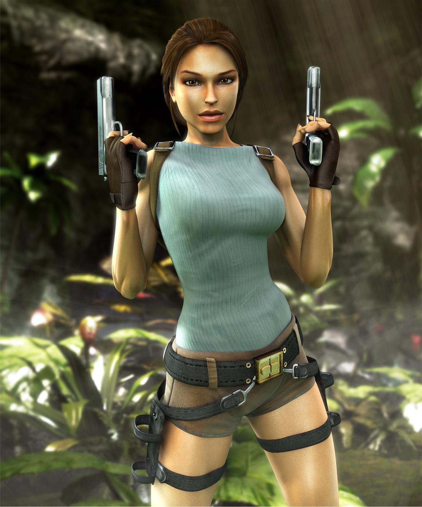 Lara croft strip nsfw galleries