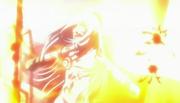 Shiro destroys the data chip