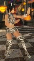DOA5U halloween vol2 pai costume 13