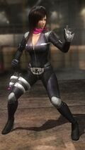 DOA5LR costume Fighter Force Kokoro