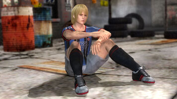 DOA5U Eliot Sports