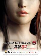 DOA Poster Kasumi