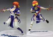 QG Kasumi Figurine Turnaround