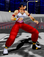 DOA1 Kasumi C3 Arc