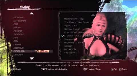 Dead Or Alive 5 Ultimate Rachel Stage El Diablo -DOA5 Ultimate Mix HD
