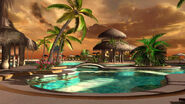 New Zack Island is the setting for Dead or Alive Xtreme 2 and Dead or Alive Paradise.