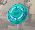 Blue Flying Disk