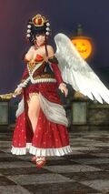 DOA5U halloween vol2 nyotengu costume 16