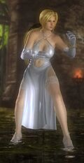 DOA5 Helena China Screen