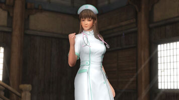 DOA5U Hitomi Nurse
