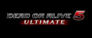 DOA5 Ultimate Logo