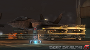 DOA5LR - Aircraft Carrier 2- screen by AdamCray and AgnessAngel
