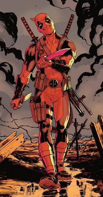 Deadpool Deadpool Wiki Fandom Powered By Wikia