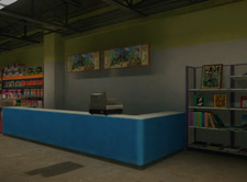 Children's Castle Counter