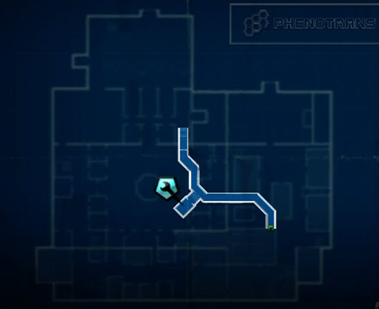 Dead rising 2 CASE WEST map underground