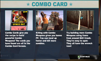 Dead rising case 0 combo card intro