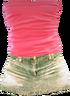 Dead rising Tube Top Mini Skirt