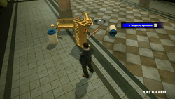 Dead rising entrance plaza items (2)