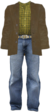 Dead rising Weekender Outfit