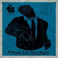 Dead rising poster fortune city gun range