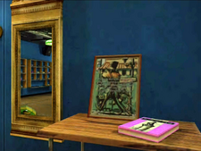Dead rising space childrens book and plaque