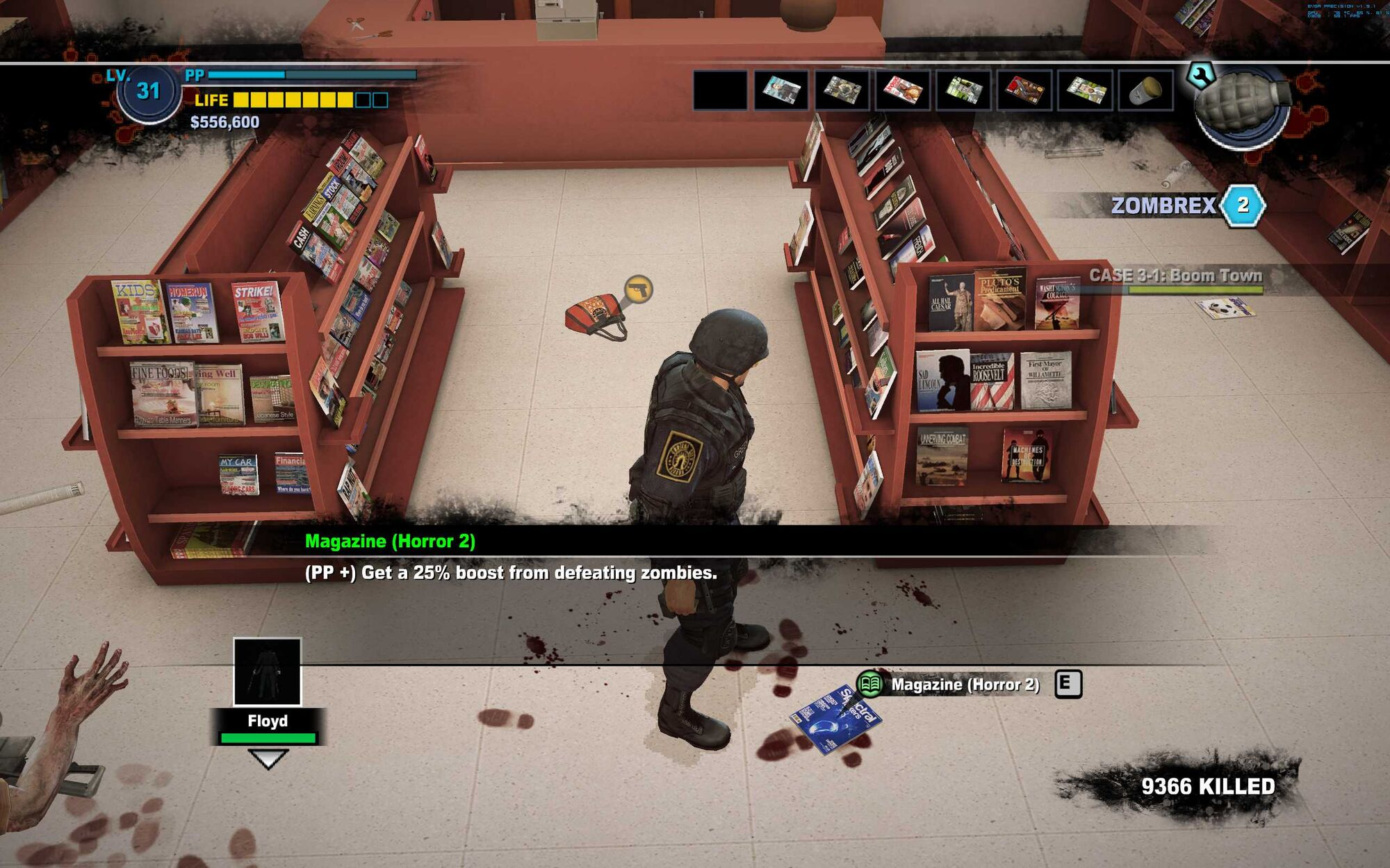 Gambling books dead rising 3.2 84 advanced build casino game statistics web