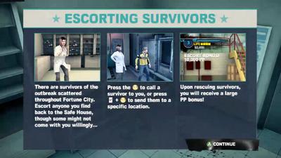 Dead rising 2 tutorial escorting survivors justin tv