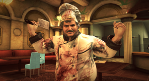 Dead rising Tastes Like Chicken