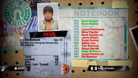 Dead Rising pat notebook
