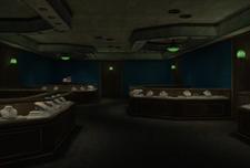 Emerald's Interior