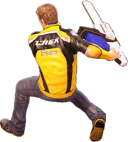 Dead rising chainsaw alternate 3