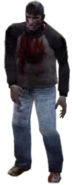 Dead rising zombie football jock