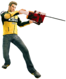 Dead rising chainsaw main