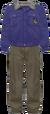 Dead rising Mall Employee Uniform