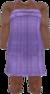 Dead rising Purple Dress