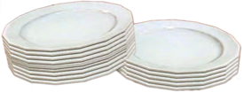 Dead rising Dishes