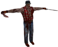 Zombie Cliff