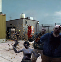 Dead rising zombies pet food