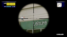 Dead rising overtime mode helicopter drone sniper rifle (2)